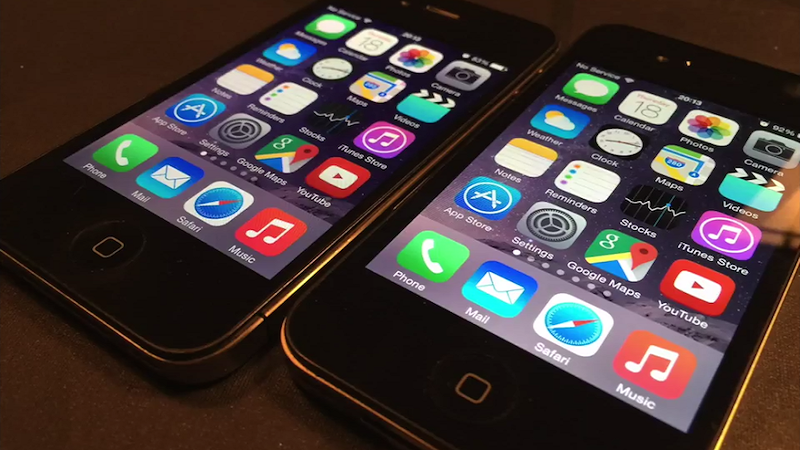 The Top 4 iPhone Applications 2