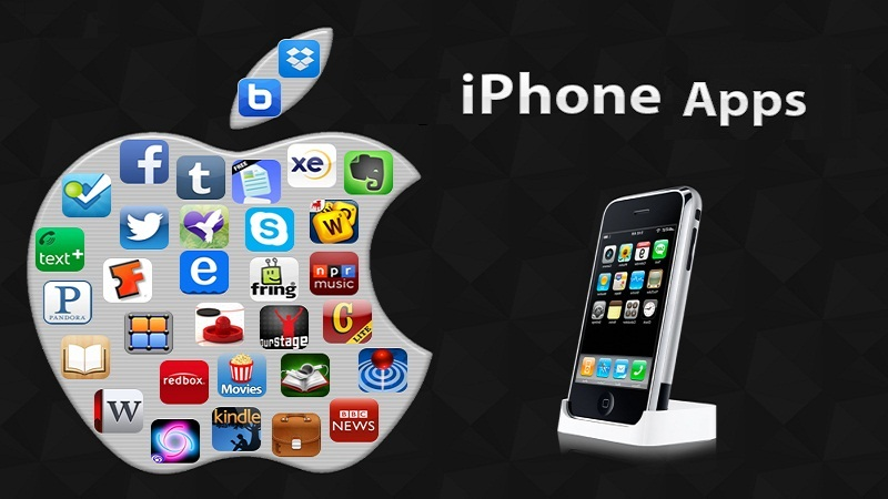 The Top 4 iPhone Applications