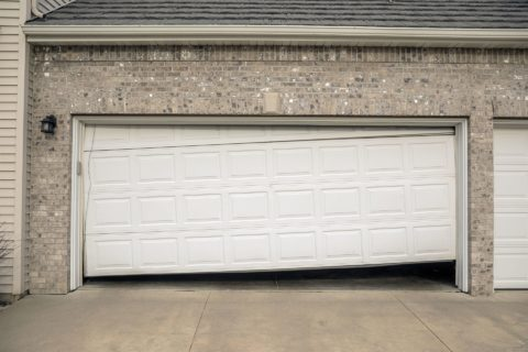 2020 Garage Door Repair Costs